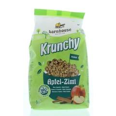 Krunchy Apfel Zimt 375 Gramm
