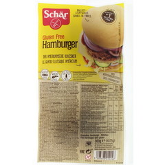 Hamburger Brötchen 4 Stk