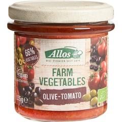 Bauerngemüse Tomaten & Oliven 135 Gramm