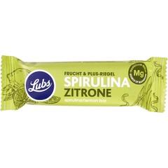 Obstriegel Spirulina Zitrone 40 Gramm