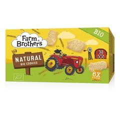 Kinderplätzchen natürliche 6x Spendertasche 102 Gramm
