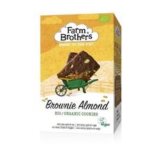 Brownie & Mandel Kekse Bio & Vegan 150 Gramm