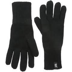 Herrenhandschuhe L / XL schwarz 1 Paar
