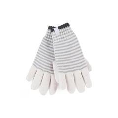 Damen Kabelhandschuhe M / L Oslo Creme 1 Paar