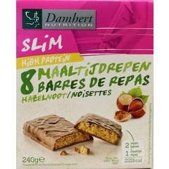 Abnehmen Proteinriegel Schokolade Haselnuss 240 Gramm