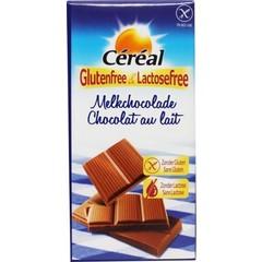 Milchschokolade glutenfrei 100 Gramm