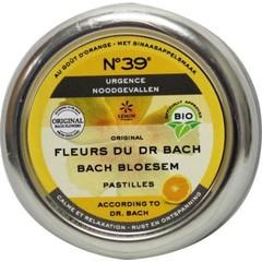 Bach blüht Pastille Notfall Nr. 39 45 Gramm