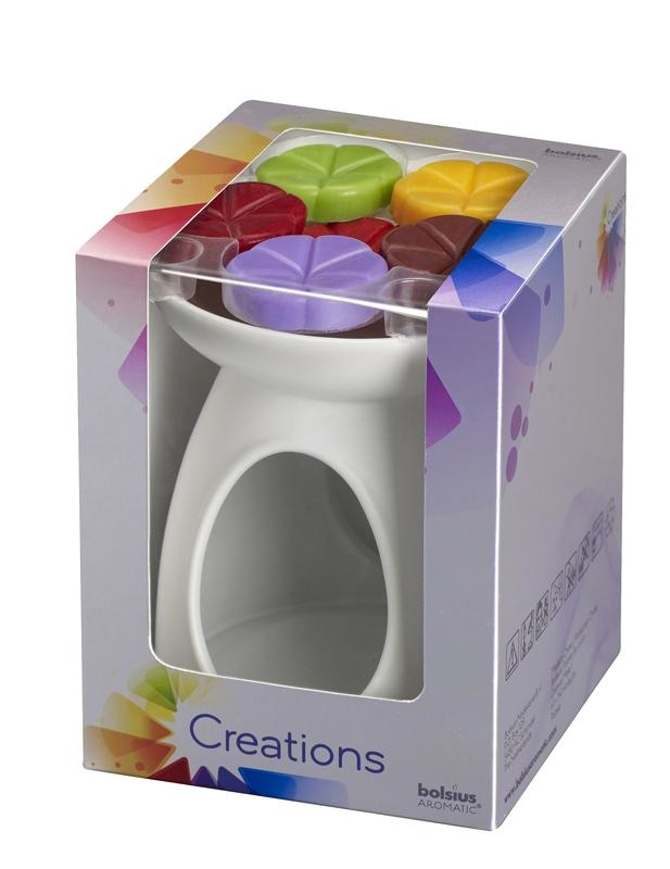 Creations Starterpaket weiß 1 Stck