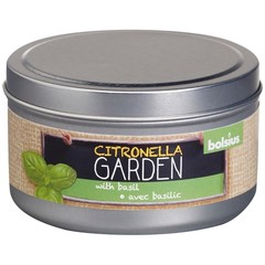 Duftkerzenform Citronella / Basilikum 1 Stk