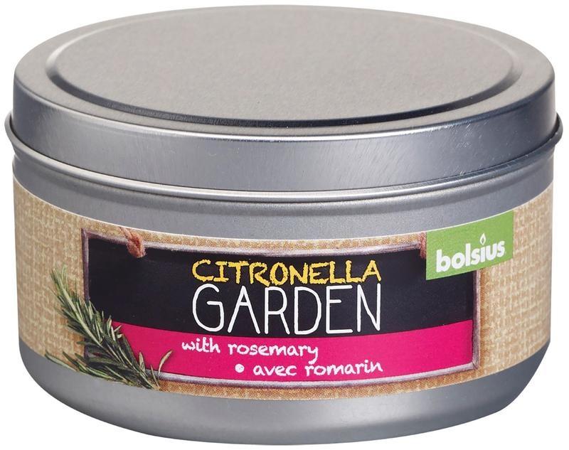 Bolsius Duftkerzenform Citronella / Rosmarin 1 Stck