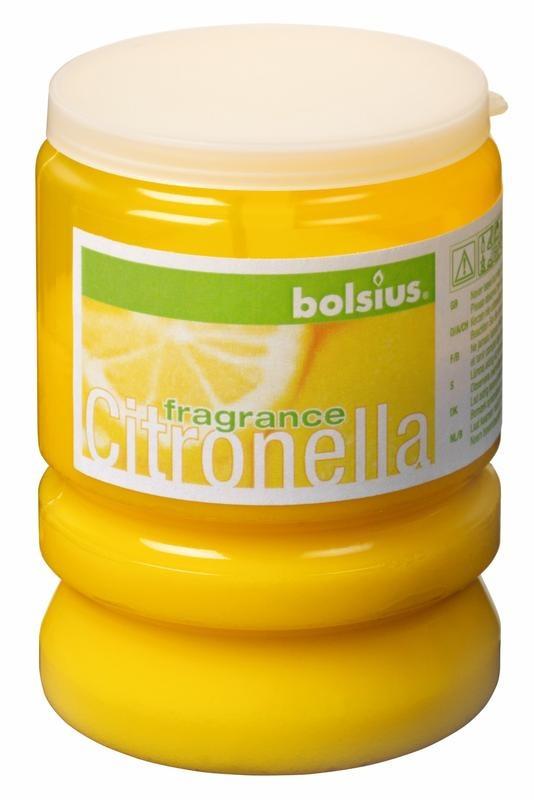 Bolsius Partylight Citronella gelb 1 Stck
