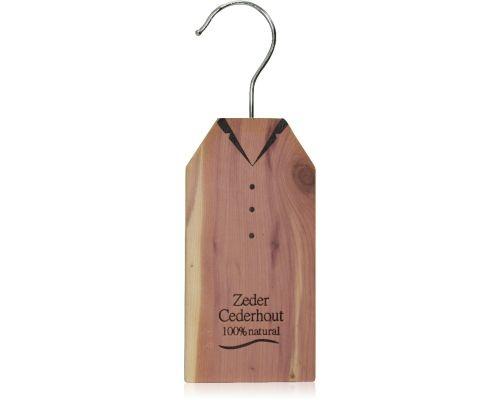 Beautylin Zeder Holz Schrank Kleiderbügel 100% natürlich 2 Stück