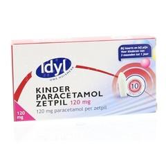 Paracetamol Kind 120 mg