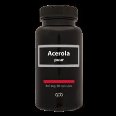Natürliches Vitamin C - Acerola pur (90 caps)