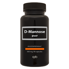 D-Mannose 500 mg pur (90 caps)