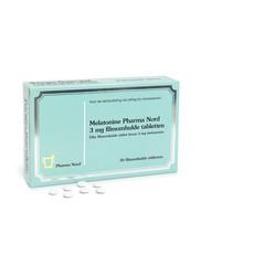 Melatonin 3 mg 30 Tabletten
