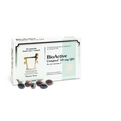 Bioaktives Uniquinol Q10 50 mg