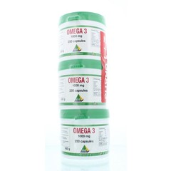 Omega 3 1000 mg Aktion 2 + 1