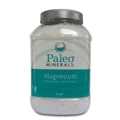 Badekristalle aus Magnesium