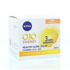 Q10 Energy Tagescreme Anti-Falten SPF15