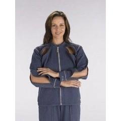 Klassische Jacke Blau Damen Gr. S