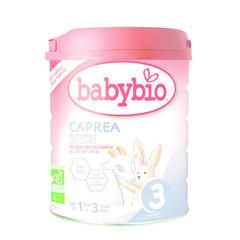 Caprea 3 Ziegenmilch 1-3 Jahre bio