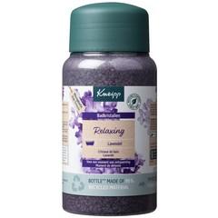 Badekristall entspannender Lavendel