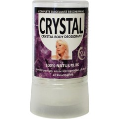 Deo-Stick aus Kristallkörper