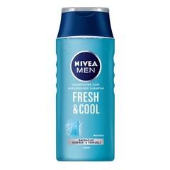 Männer frisches cooles Shampoo