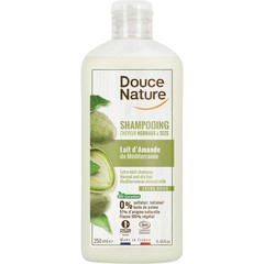 Shampoo normales / trockenes Haar Mandelmilch
