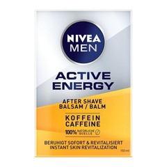Aktive Energie für Männer 2 in 1 Aftershave-Balsam