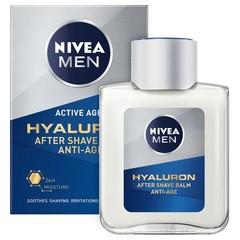 Hyaluron-Aftershave für Männer im aktiven Alter