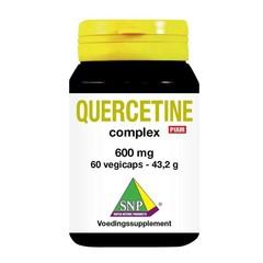 Quercetin-Komplex 600 mg pur