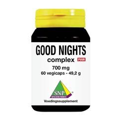 Gute Nacht vegetarische Kapseln pur