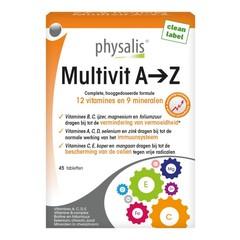 Multivit AZ