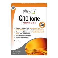 Q10 Stärke