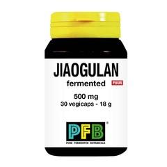 Jiaogulan fermentiert 500mg pur