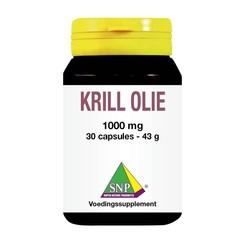 Krillöl 1000 mg einmal täglich