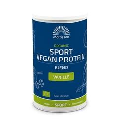 Bio Sport vegane Proteinmischung Vanille