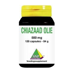Chiasamenöl 500 mg