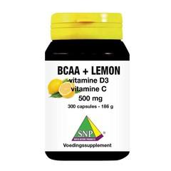 BCAA Zitrone Vitamin D3 Vitamin C 500mg
