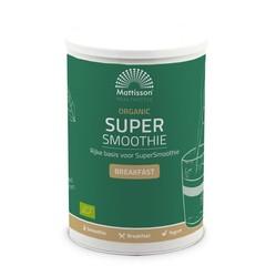 Bio Super Smoothie Frühstück Bio