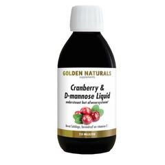 Cranberry & D-Mannose Flüssigkeit