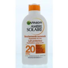 Ambre Sonnenmilch LSF20