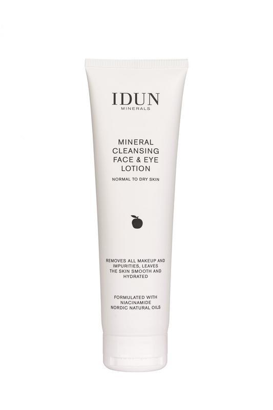 Idun Minerals Idun Minerals Hautpflege reinigende Gesichts- und Augenlotion 150 Ml