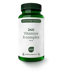 240 Vitamin B-Komplex 50 mg