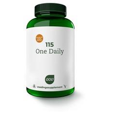 115 Einmal täglich