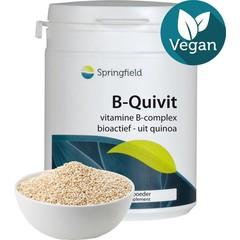B-Quivit B-Komplex