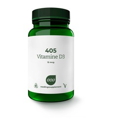 405 Vitamin D3 15 µg