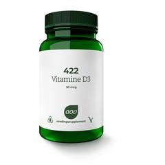 422 Vitamin D3 50 mcg